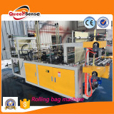 two line rolling bag making