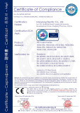 CE certificate of led tunnel light