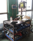 MOLD MAKING BENCH
