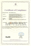 IP Camera RoHS certificate