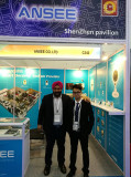 Our friends visited ANSEE company on the IFSEC India