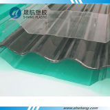 Corrugated Polycarbonate PC Solid Sheet