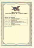 FDA certificate for air compressor