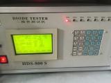 automotive button diode production test