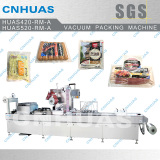 Automatic Thermoforming Vacuum Packing Machine for Food