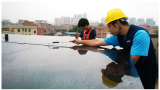thin film solar panel system project