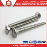 DIN603 Carriage bolt / Mushroom head square neck bolts