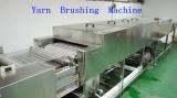 Yarn Brushing Machine