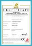 CE certification for halogen lampholder