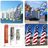 Hot sell beach flag