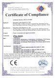 CE-EMD certificate