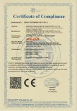 Our JBK5 series machine tool control transformers passed CE and RoHS certificate