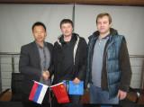 Russia customer visit-3