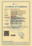 RoHS for JBK5 series machine tool control transformer