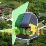 Self-Leveling Five-Point Green Cross Laser Level (FDG232G)