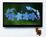 7inch lcd screen with capacitive touch screen