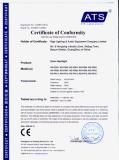 Zoom Spotlight CE Certificate