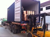 centrifugal pump container loading