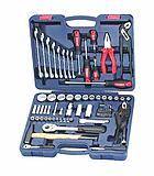 72pcs professional mechanical tool kit