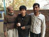 Visit India Customer from 5.Jan.2015--13.Jan.2015