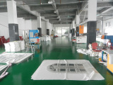 workshop for roof cover and sidewall