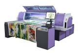 high speed belt printer with industrial head printer starfire 1024