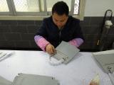 Assembling the Handles