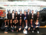 CTF (China International Tire & Wheel Fair) in Qingdao, China