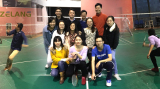 Badminton Together