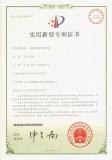 Patent certificate #1
