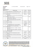 SGS Calcium Znc Tbilizing Aent Material Test Report 13