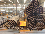 Raw material- Welding steel tube 114x5