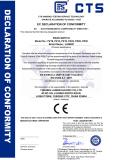 Piezo switch EMC CE