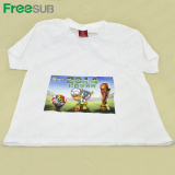 Sublimation blank T-shirt