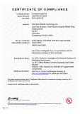 UL2272 Certification:E483758