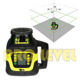 Auto-Leveling Dual Grade Green Rotary Laser Level(FRE207G)