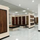 Solid hardwood flooring / Engineered wood flooring / Showroom