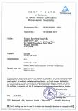 CE certificate for LED Crochet Hook