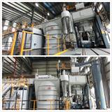 German ALD-VIDP1000-8000KG Vacuum Induction Furnace