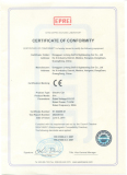 Certification Marking: CE