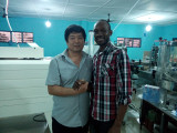 Technician for Ghana carbonated drink plant