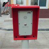Outdoor telephone Voip door phone KNZD-47 waterproof telephone from Kntech