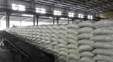 warehouse of urea prilled