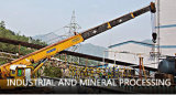 Industrial and mineral process
