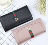 2017 new fahshion luxury wallet for women