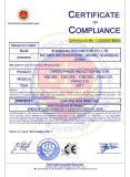 SHHK CE Certificate of motor