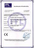 CE Certificate of HT368