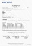 RoHS Certificate - PE Insulation Tube