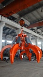 Electric Hydraulic Orange-peel Grab