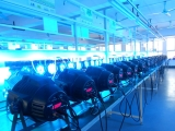 Factory Wholesale Price 54*3W RGBW LED Indoor Par Light